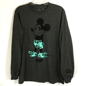 Disney x Neff Floral Mickey Mouse T-Shirt